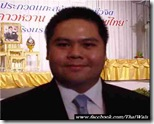 Varawut Silpa-Archa - Secretary to the Minister - Ministry of Tourism and Sports